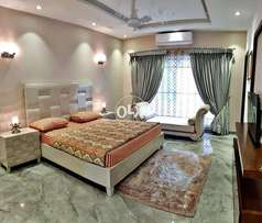 1kanal Fully furnished House 6 BeDRoom For rent in Bahria Town ph4 Rwp
