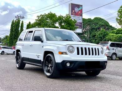Jeep Patriot 2.4 Limited A/T 2011 [LestariMobilindo-Rivan] Bisa Kredit