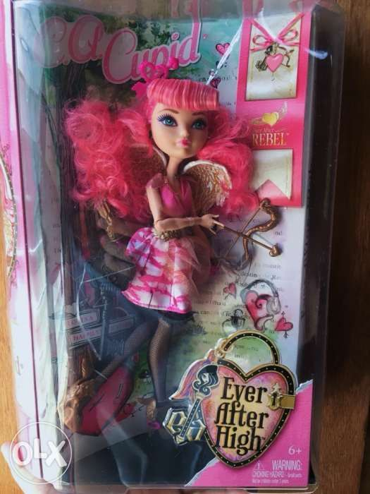 ever after cupid doll