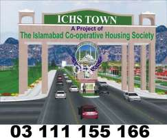 invest for future . plots on very reasonable price ICHS town