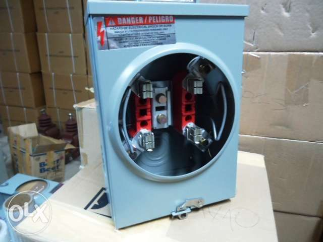 wiring up a meter base ge kv2c kwh meter digital or analog 1 and 3phase meter ...