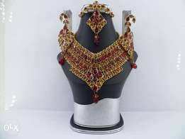 Artificial Jewelry Wedding Set (NEW)