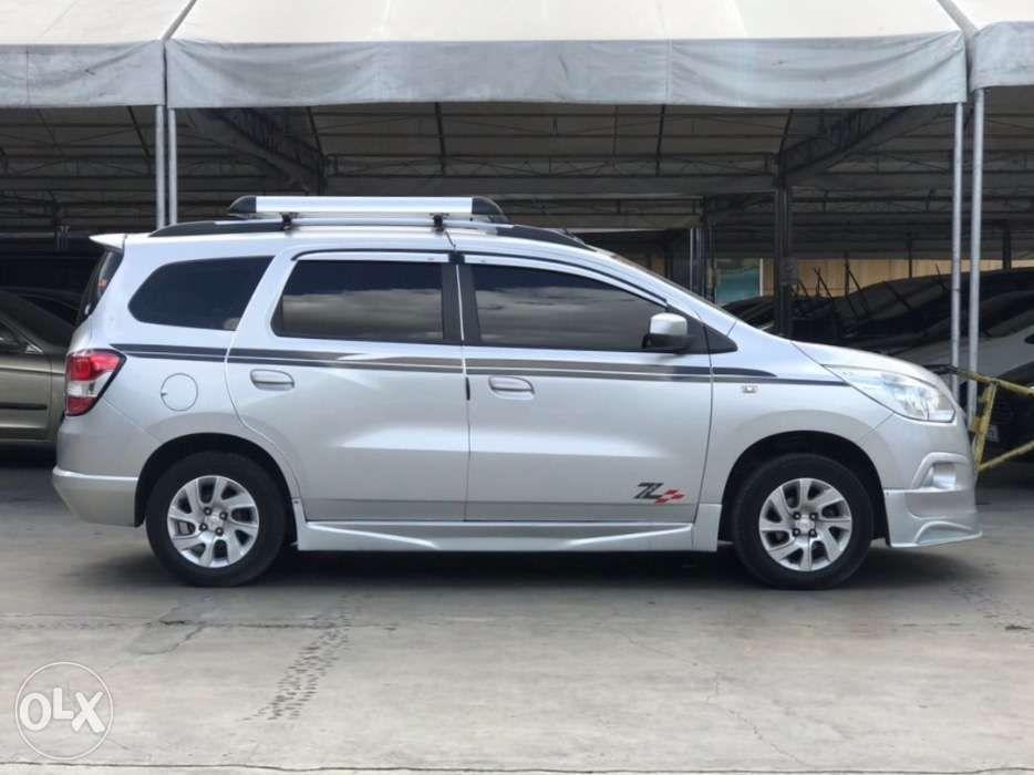 2015 Chevrolet Spin 15 Ltz At Gas In Makati Metro Manila