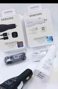 Car Adapter - Saver Samsung Support Fast Charging