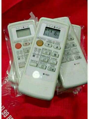 Remote Ac Mitsubishi Electric Original Asli