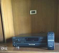 Panasonic Video CD changer KARAOKE