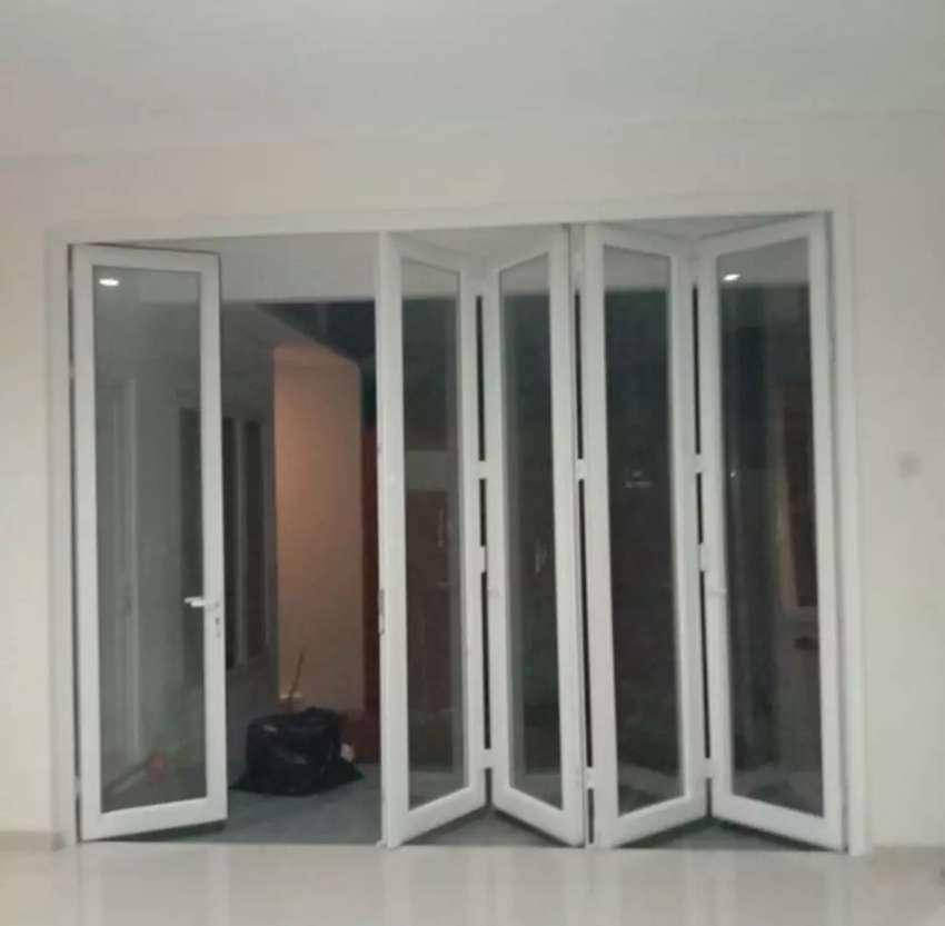 Pintu Kaca Pintu Minimalis Alumunium 79 Konstruksi Dan Taman 778074536