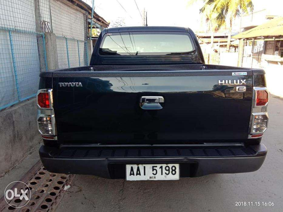 2014 Toyota Hilux Vigo E Diesel Manual 40k Mileage As Gud