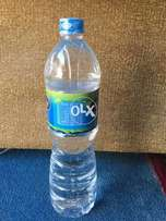 Branded Mineral Water Distribution Free