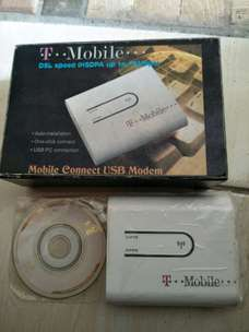 Di Jual T Mobile DSL speed (HSDPA up to 1.8 Mbps) Modem Wifi