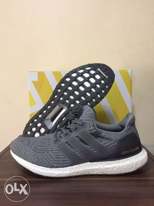 on sale 0015b 57ddf New Adidas Ultra Boost BA8849 Mens Mystery Grey in Davao ...
