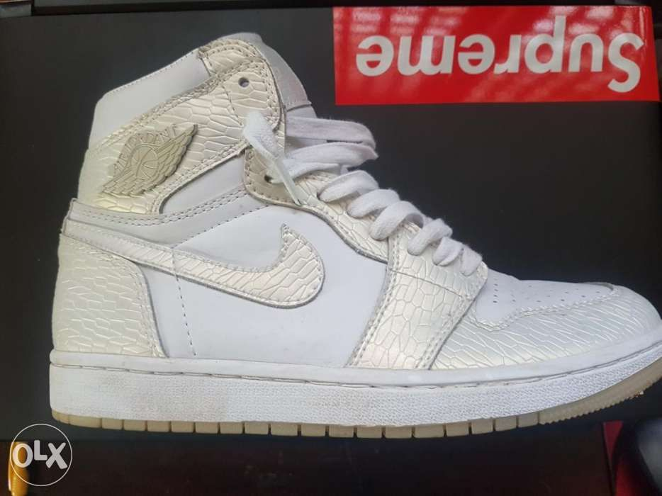 f75300db27c4 Jordan 1 heiress VNDS not supreme vans adidas guess converse 2 3 4 5 6 ...