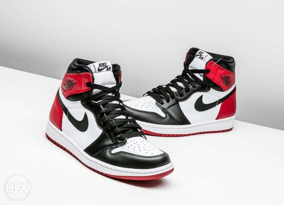 new concept 0d810 94b1a LF: Jordan 1 Black Toe 2016 Size 10.5 in Manila, Metro ...