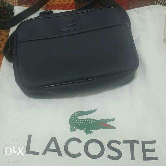 c6e8a583a8 lacoste sling bag authentic in Pasig, Metro Manila (NCR)   OLX.ph