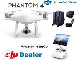 New Phantom pro 4 DJI top rated worlds best drone with 4k cam