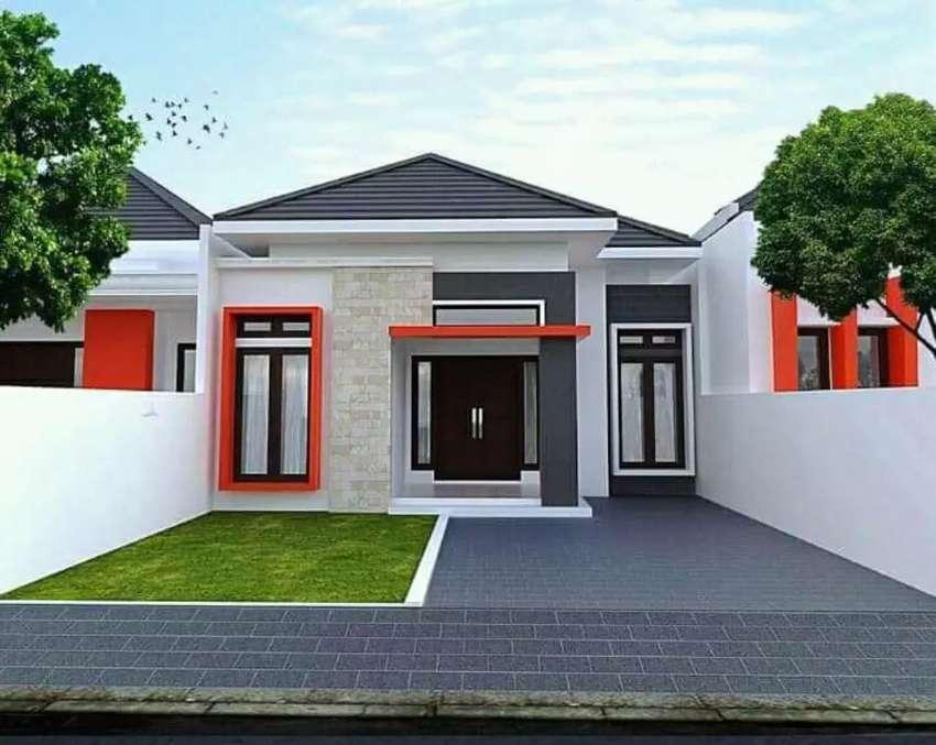 55 Model Rumah Minimalis Limasan Terbaru Koleksi Gambar Rumah
