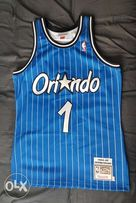 Mitchell and Ness Penny Hardaway Orlando Magic Authentic NBA Jersey c691425ab