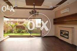 One kanal ground portion for rent in phase 3 Bahria Town