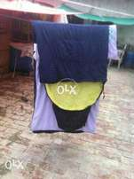 Sleeping bags available in different colors and sizes and shapes