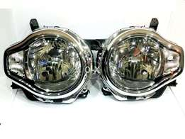 Suzuki HUSTLER 2013, 2014, 2015, 2016, Head Light Lamp, Pair
