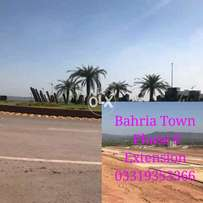 Bahria Town Phase 8 Extension 10 marla plot availabe in Precinct 3