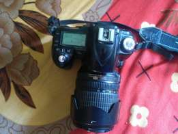 NICON d7000 good condition2year old