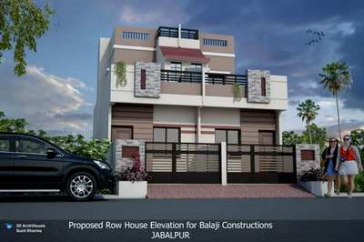 625sqft 2bhk east facing duplex for selling @ Rs. 11,00,000/- at Naya Mohalla, Jabalpur, Madhya Pradesh