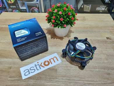 Fan Processor Lga 775 Intel Ori New 100% | By Astikom