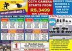 Hd Hikvision Cctv Camera Package At Mega Offer Price