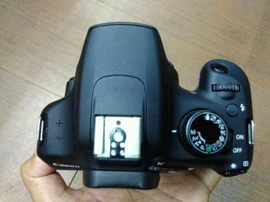 Canon Eos 1200D kit 18-55mm like new