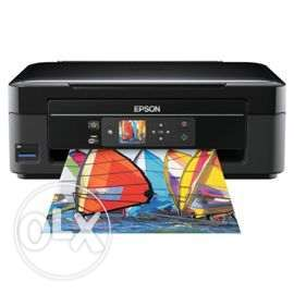 Epson xp305 wifi printer all in one
