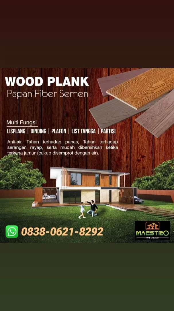 Lisplang Grc Motif Kayu Konstruksi Dan Taman 763968700