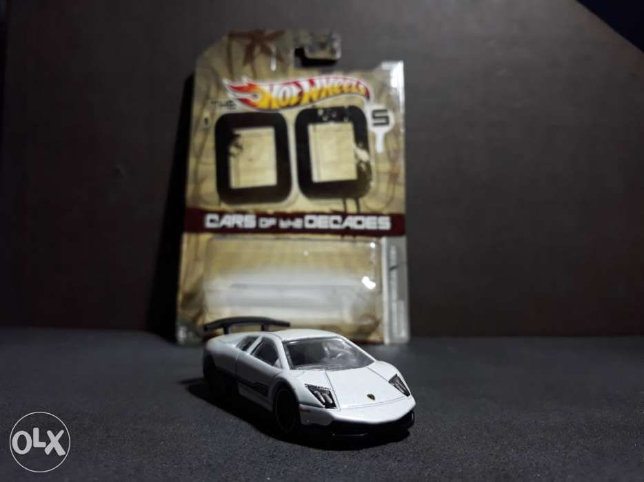Hotwheels Cars Of The Decads Lamborghini Murcielago Sv In Meycauayan