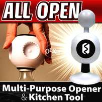 All Open 8-In-1 Kitchen Tool Multi Purpose Opener in Pakistan