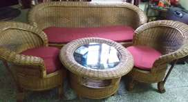 Fine Cane Sofa Used Furniture For Sale In Birati Olx Lamtechconsult Wood Chair Design Ideas Lamtechconsultcom