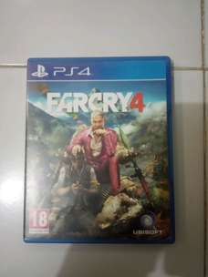 Dijual kaset game FARCRY 4 PS 4
