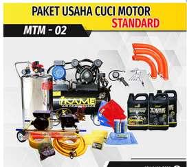 Alat Alat Cuci Motor Dijual Perlengkapan Usaha Murah Di