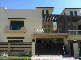 Ab ba brand new house 5 bedrooms available in bahria town ph4