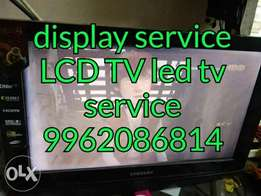 LCD TV led tv service for sale  Chennai