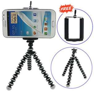 Tripod tongsis lilit + Holder u
