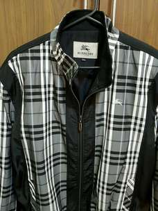 Burberry Jaket Ori Like New