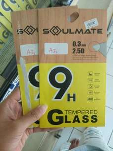 tempered glass A3s