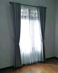 931 model campuran gorden blinds bermotif