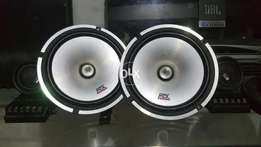 MTX orignal components speakers brand new condition