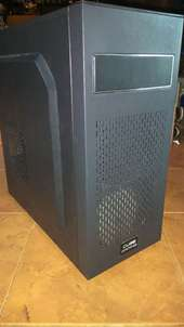 case cube gaming Vess model mid tower support Full ATX
