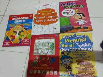Buku Anak PL Take All