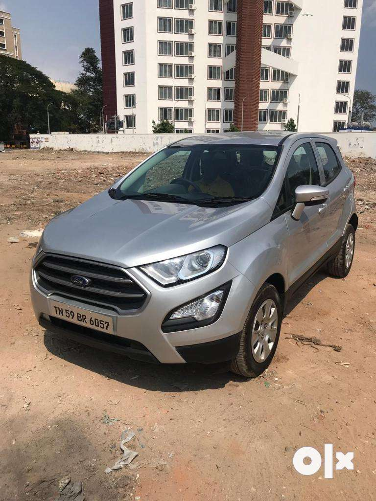 Ford Ecosport Ecosport Ambiente 1 5 Tdci 2018 Diesel Cars
