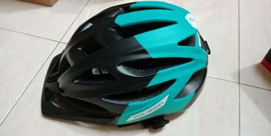 Helm sepeda Polygon Cliff Tosca