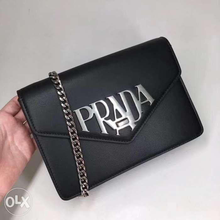 28213ede07cb Prada Logo Liberty Shoulder clutch crossbody bag in Pasig, Metro ...