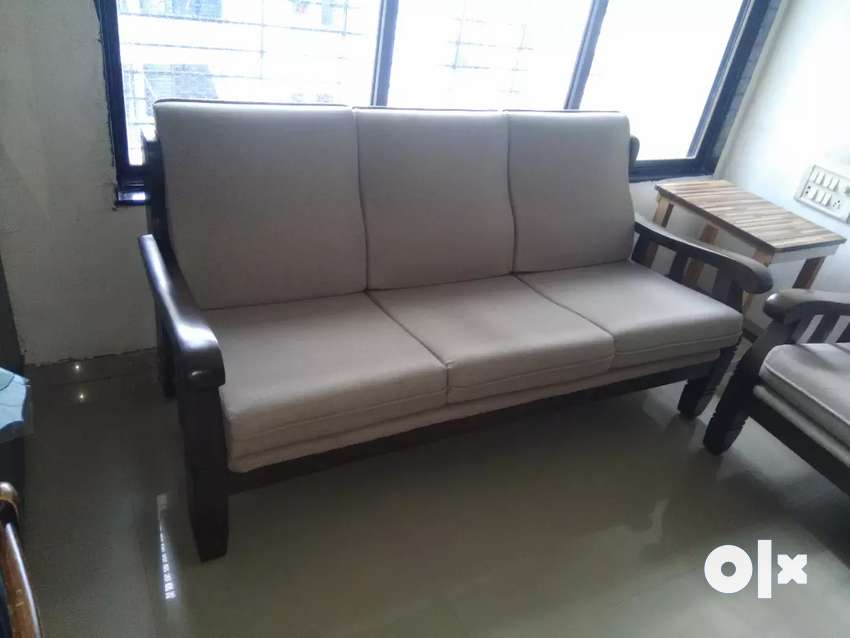 Wooden Sofa Set Brand New Not Used Sofa Dining 1582974960